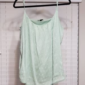 The Limited Light Seafoam Green Camisole Size: XL